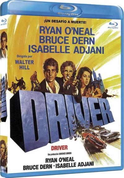 Driver (Blu-Ray) (Bd-R)