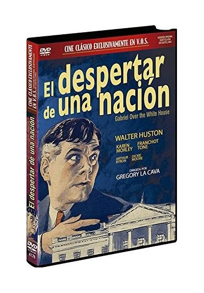 El Despertar De Una Nacion (V.O.S.) (Gabriel Over The White House)