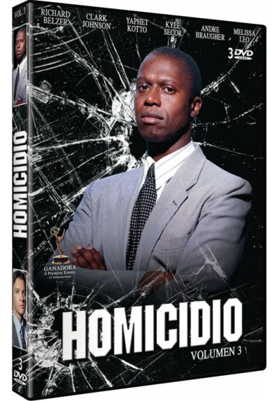 Homicidio - Vol. 3 (Homicide : Life On The Street)