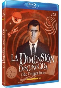 La Dimension Desconocida - Vol. 11 (Blu-Ray) (The Twilight Zone) (Bd-R)