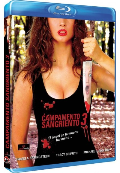 Campamento Sangriento 3 (Blu-Ray) (Sleepaway Camp III: Teenage Wasteland) (Bd-R)