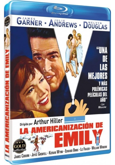 La Americanizacion De Emily (Blu-Ray) (The Americanization Of Emily)