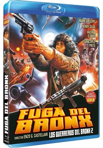 Fuga Del Bronx (Los guerreros del Bronx 2) (Blu-Ray) Fuga Dal Bronx (Escape 2000: Bronx Warriors 2)