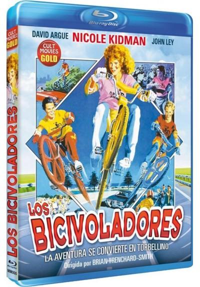 Los Bicivoladores (Blu-Ray) (Bd-R) (Bmx Bandits)
