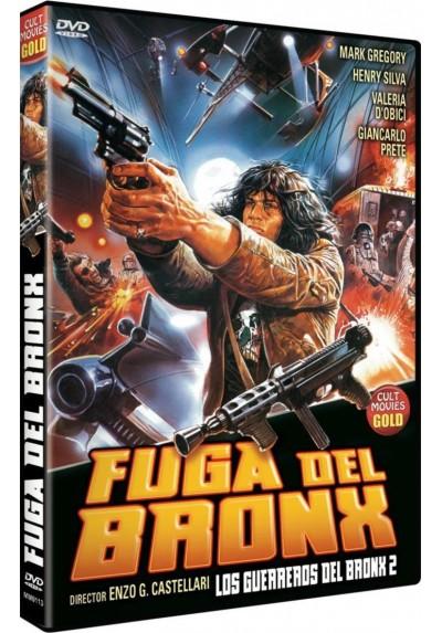 Fuga Del Bronx (Los guerreros del Bronx 2) Fuga Dal Bronx (Escape 2000: Bronx Warriors 2)
