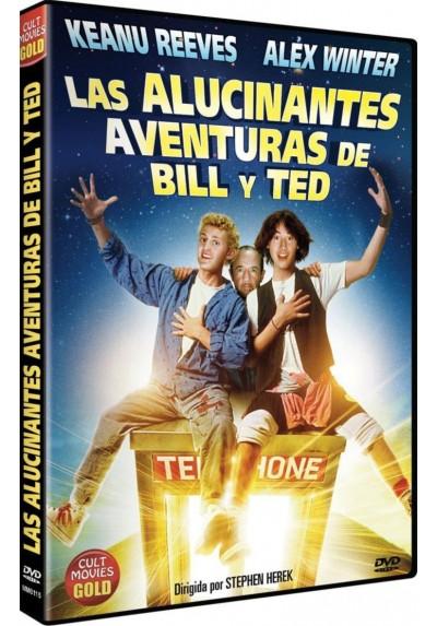 Las Alucinantes Aventuras De Bill Y Ted (Bill & Ted'S Excellent Adventure)