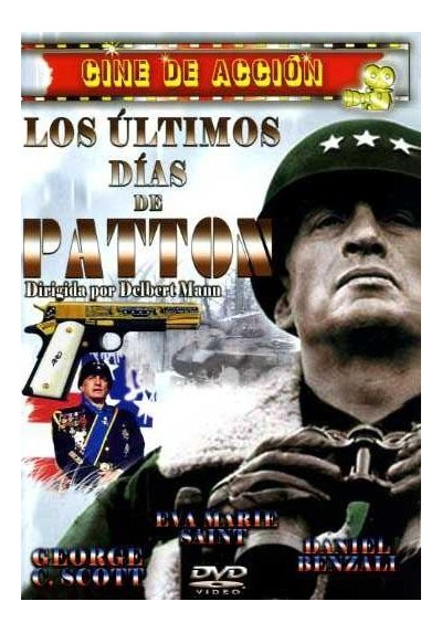 Los Ultimos Dias De Patton (Last Days Of Patton)