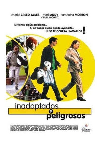 Inadaptados Y Peligrosos (The Last Yellow)