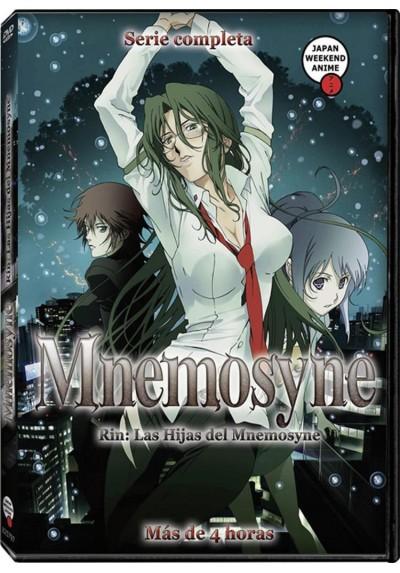 Mnemosyne - Rin : Las Hijas Del Mnemosyne (Munemoshune No Musume Tachi)