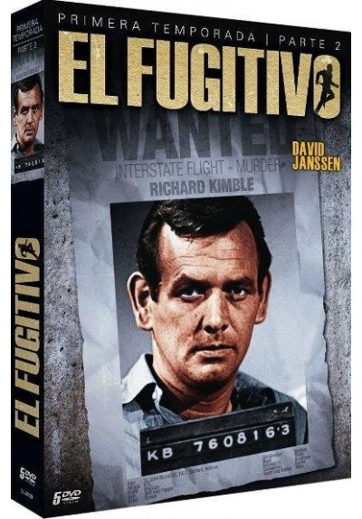 El Fugitivo : 1ª Temporada - 2ª Parte (The Fugitive)