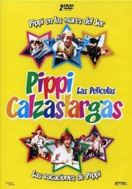 Pack Pippi Calzaslargas : Pippi En Los Mares Del Sur / Las Vacaciones De Pippi