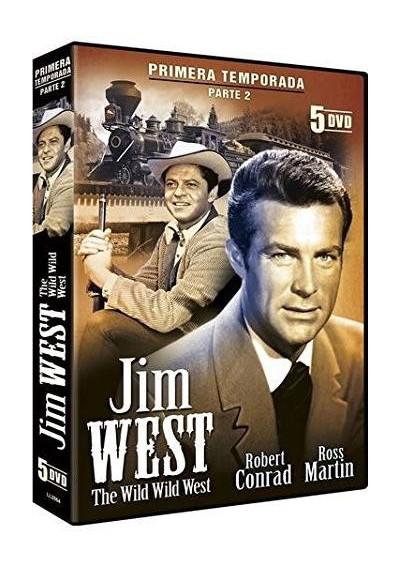 Jim West : 1ª Temporada - 2ª Parte
