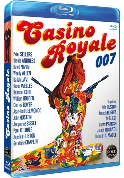 Casino Royale (1967) (Blu-Ray) (Bd-R)