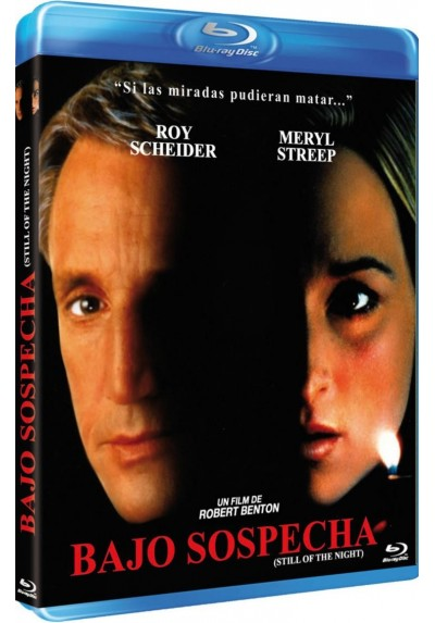 Bajo Sospecha (Blu-Ray) (Still Of The Night) (BD-R)