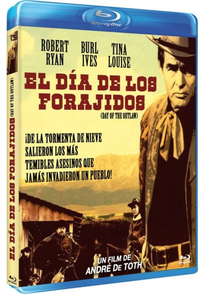 El Dia De Los Forajidos (Blu-Ray) (Day Of The Outlaw)