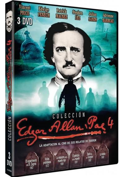Coleccion Edgar Allan Poe -  - Vol. 4