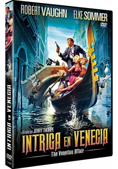 Intriga En Venecia (The Venetian Affair)