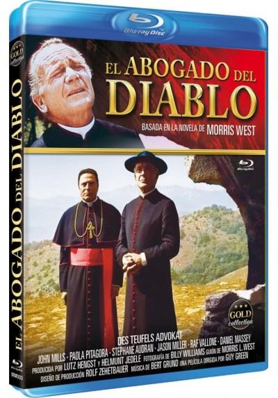 El Abogado Del Diablo (Blu-Ray) (Bd-R) (Des Teufels Advokat)