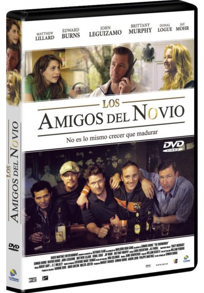 Los Amigos Del Novio (The Groomsmen)