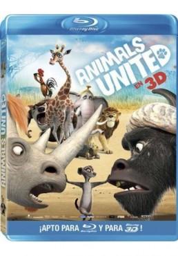 Animals United (Blu-Ray 3d) (Die Konferenz Der Tiere)