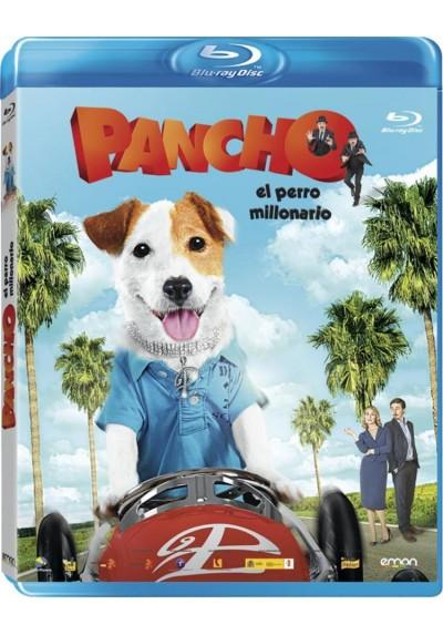 Pancho, El Perro Millonario (Blu-Ray)