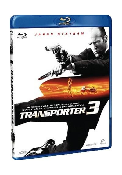Transporter 3 (Blu-Ray) (The Transporter 3)