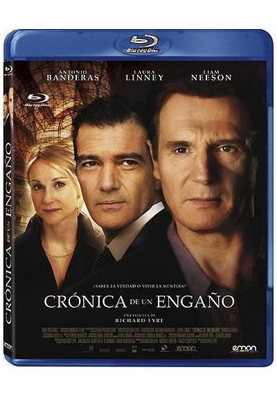 Cronica De Un Engaño (Blu-Ray) (The Other Man)