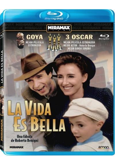 La Vida Es Bella (Blu-Ray) (La Vita E Bella)