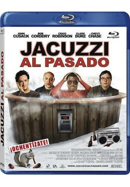 Jacuzzi Al Pasado (Blu-Ray) (Hot Tub Time Machine)