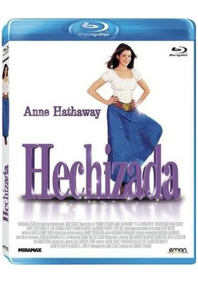 Hechizada (Ella Enchanted) (Blu-Ray)