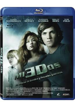 Miedos 3D (Blu-Ray) (The Hole 3D)