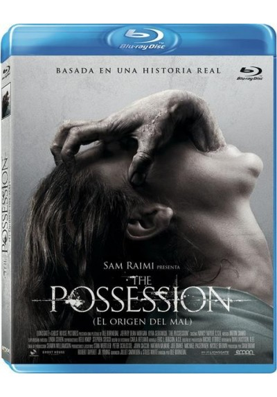The Possession (El Origen Del Mal) (Blu-Ray)