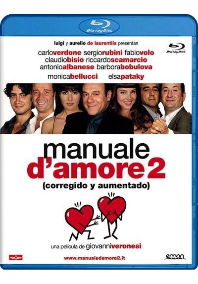 Manuale D´amore 2 (Corregido Y Aumentado) (Blu-Ray)