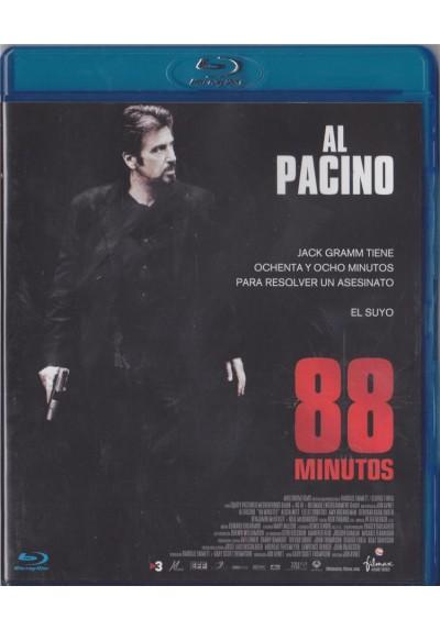 88 Minutos (Blu-Ray) (88 Minutes)