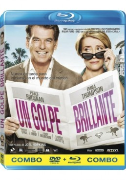 Un Golpe Brillante (Blu-Ray + Dvd) (Love Punch)
