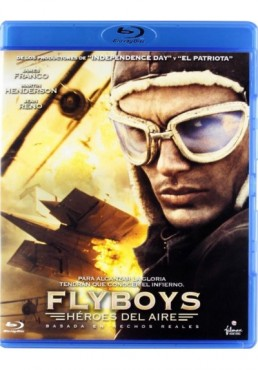 Flyboys (Heroes Del Aire) (Blu-Ray)