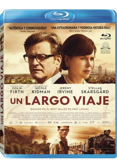 Un Largo Viaje (Blu-Ray) (The Railway Man)
