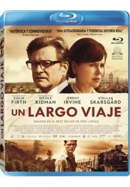 Un Largo Viaje (Blu-Ray) (The Railway Man)