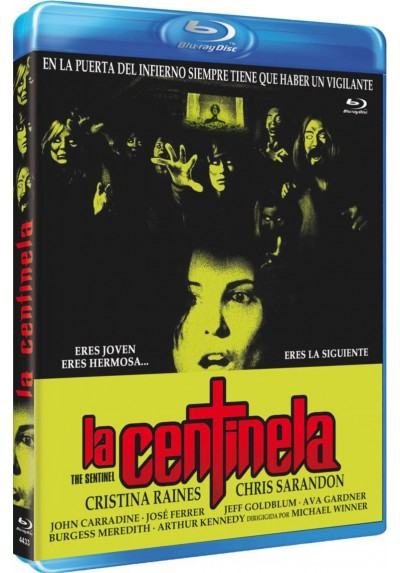 La Centinela (Blu-Ray) (The Sentinel)
