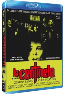 La Centinela (Blu-Ray) (The Sentinel)