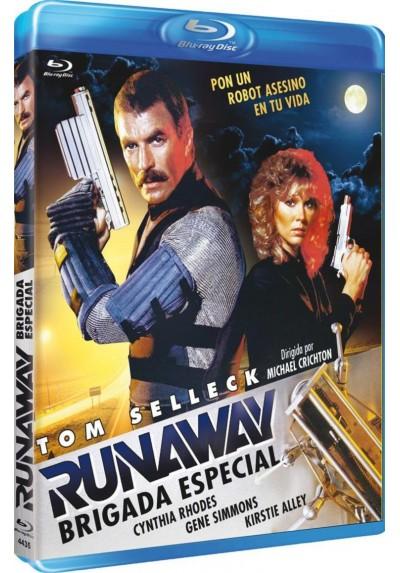 Runaway, Brigada Espacial (Blu-Ray)
