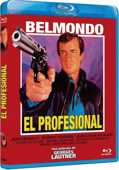 El Profesional (Blu-Ray) (Le Professionnel)