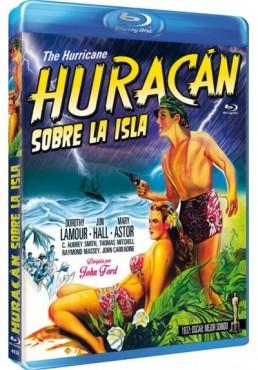 Huracan Sobre La Isla (Blu-Ray) (Bd-R) (The Hurricane)