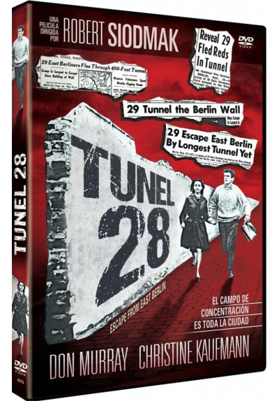 Tunel 28 (Escape From East Berlin)