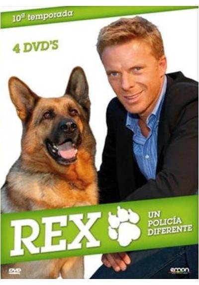 Pack Rex, un policia diferente (10ª Temporada)