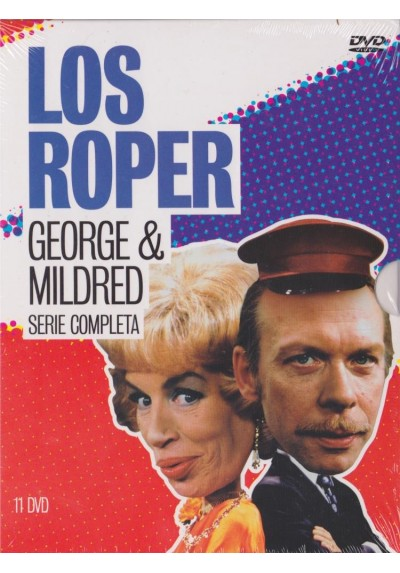 Los Roper - Serie Completa (George And Mildred)