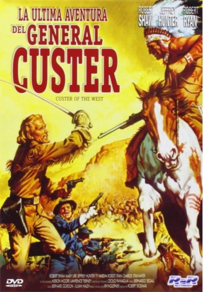 La Ultima Aventura Del General Custer (Custer Of The West)