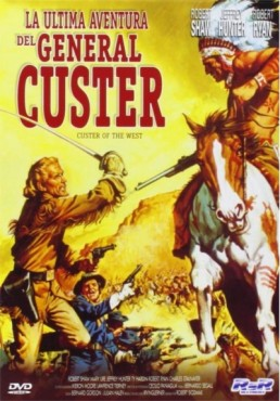 La Ultima Aventura Del General Custer (Custer Of The West)