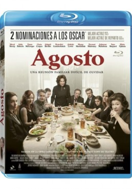 Agosto (Blu-Ray) (August: Osage County)