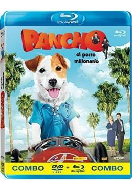 Pancho, El Perro Millonario (Blu-Ray + Dvd)